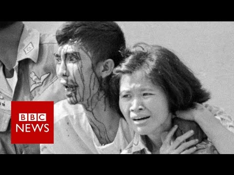 The brutal Bangkok crackdown that was hushed up for years - BBC News
