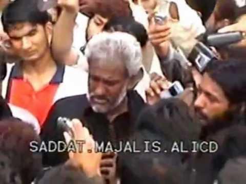 Tehndi Ummat Ku Eh Darwazay Da (haji Iqbal Nasir 2007 video