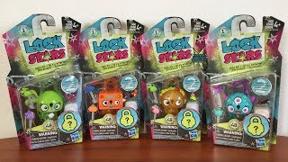 LOCK STARS Collectible Toys Surprise Series 1 (Hasbro) - Unboxing | No. #310