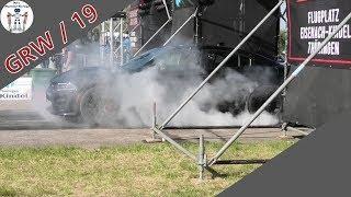 German-RaceWars 2019  1/4 Meile Crazy Sound and Acceleration 18.05.19