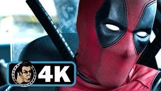 Dopinder Kidnapping Scene - DEADPOOL Movie Clip (4K ULTRA HD) 2016