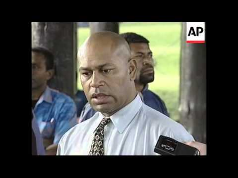 FIJI: COUP LATEST: PROTEST