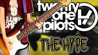 Twenty One Pilots - The Hype Bass / Ukulele Cover