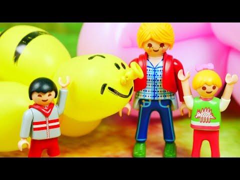 Playmobil Przedszkole | Balonowa niespodzianka | Bajki dla dzieci