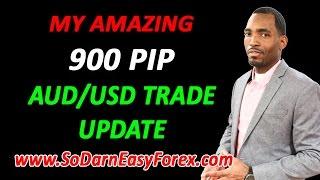 download lagu My Amazing 900 Pip Trade Update - So Darn gratis