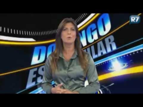 Domingo Espetacular fala sobre a aparencia magra de Macaulay Culkin e Demi Moore