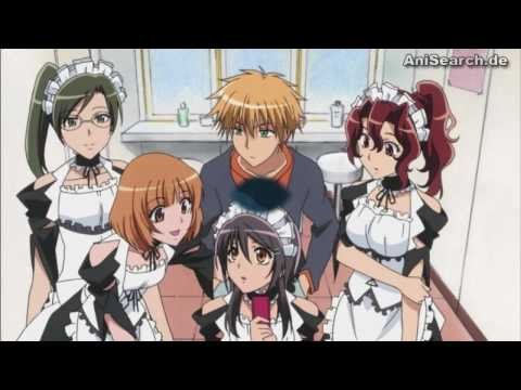 My Top 10 Comedy/Romance Anime ! ♥