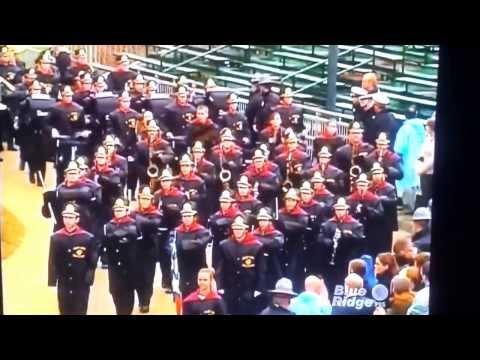 Pulaski County High School Golden Cougar Marching Band