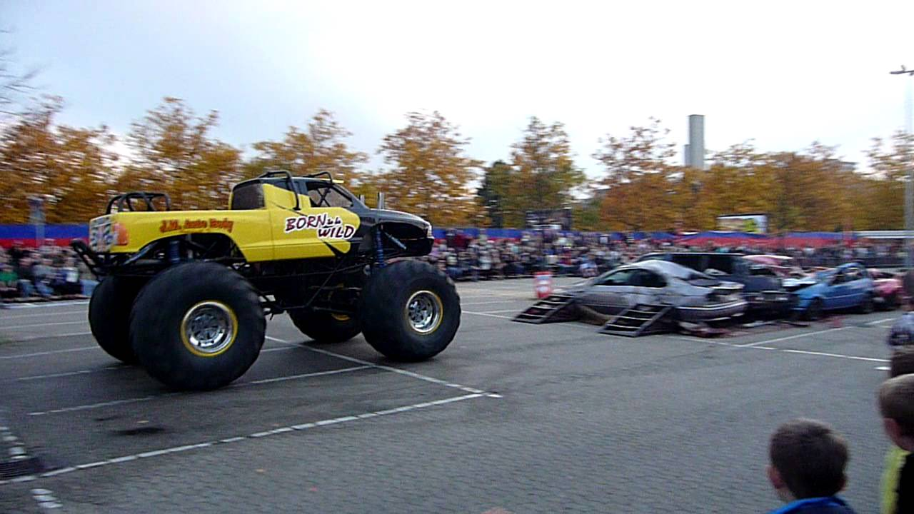 Real Monsters Videos Monster Truck Show Real in