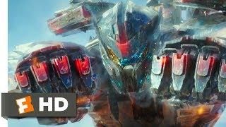 Pacific Rim Uprising (2018) - Operation Jaeger Drop Scene (10/10)   Movieclips