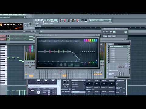 EDM Production Quick Tip #18 (Mix tip #03, Use EQ to find gaps, Puzzle Build Synths)