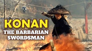 Konan The Barbarian Swordsman