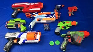Nerf Blasters Box of Toys Toy Guns Nerf Pistols for Kids