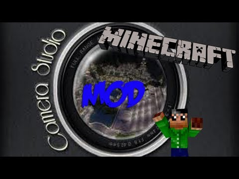 Minecraft Mod- Camera Studio 1.5.1 + Download da Pasta minecraft.jar