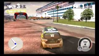 Dirt 2 - tour clubman- La moulinette