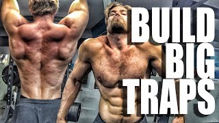 How To Build BIG TRAPS with 3 Easy Exercises