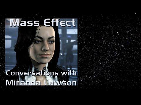 Mass Effect 2: Meeting Miranda Lawson