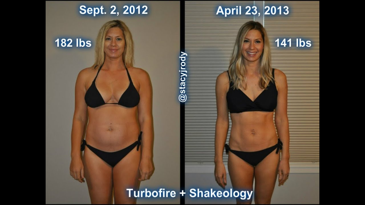 Weight Loss Transformation! Before and After using ...