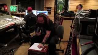 SOULFLY - Savages: In The Studio 2013 (PART 1) (OFFICIAL BEHIND THE SCENES)