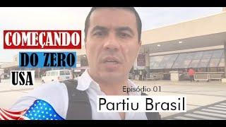 Começando do Zero - USA - Temporada 01 - Episódio 01 - Partiu Brasil