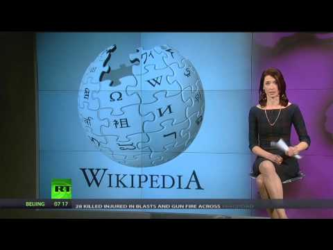 Abby Martin Censored on Wikipedia: Editing Truth by Mob Rule