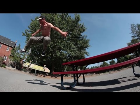 "COMING SOON - BRYAN BARBIER ""SPLIT SHIFTS"" STREET PART [TRAILER]"