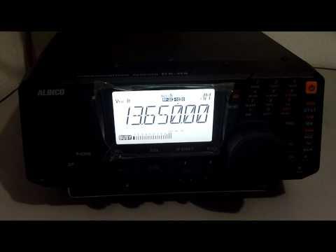 CHINA INTERNATIONAL RADIO (CRI)  PORTUGUÊS 19 08 2014 FREQ 13 650 KHZ 23H UTC