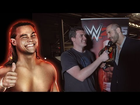 Wwe 2k15 - Danny Plays The Game And Meets The Superstars video