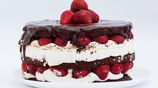 Голый торт рецепт в домашних условиях