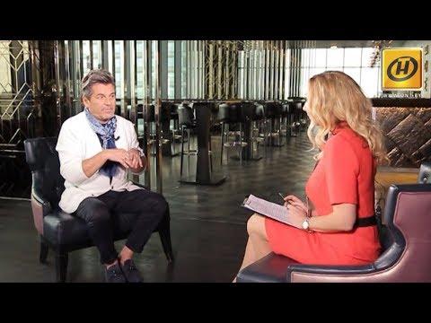 Почему Томас Андерс ездит в Беларусь? Modern Talking