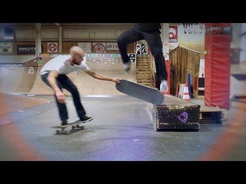 The Edge skate park and Arcade Fun