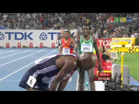 2011 IAAF Daegu World Athletics Championships - Mens 10,000m
