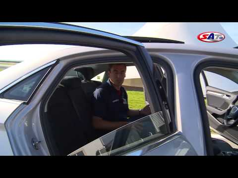 Audi A3 Sedan -- Road test by SAT TV Show 27.10.2013.