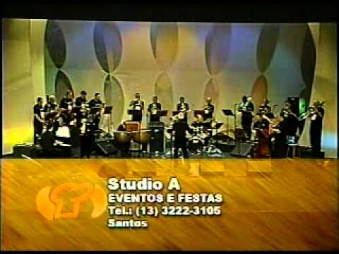 Jazz Big Band - Le�o do Mar Santos Futebol Clube