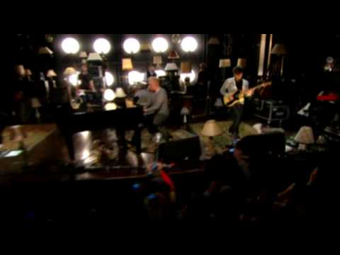 The Fray..Say When Live from Webster Hall-2009