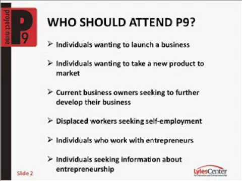 To Be An Entrepreneur Preview-Don't Join Any