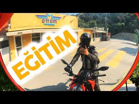 Ücretsiz Motosiklet Eğitimi - MOTOMAX ve MOTTO AKADEMİ İşbirliğiyle