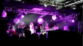 Surtsey Sounds and Olga Dikazhi - Six Winters (live 22.03.12)