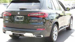 New 2019 BMW X5 Raleigh For-Sale, NC #W908319