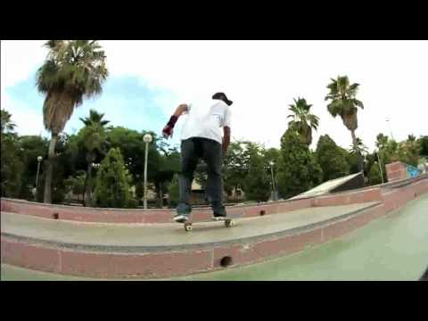 Autobahn Pit Stop - A day at the park with Enrique Lorenzo