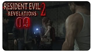 Die Party kann weitergehen! #09 Resident Evil Revelations 2 - Let's Play Resident Evil Revelations 2