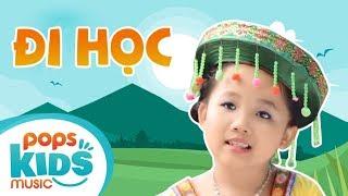 Đi Học - Nhật Lan Vy | Nhạc Thiếu Nhi Hay Cho Bé
