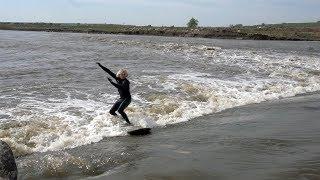 SURFING SOUTH & NORTH DAKOTA in ONE DAY!