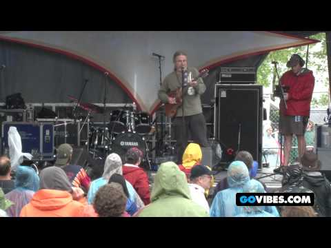 """David Gans Performs """"A Kick in the Ass..."""" at Gathering of the Vibes Music Festival 2012"""