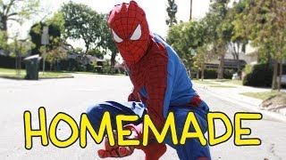 The Amazing Spider-Man 2 Trailer - Homemade Shot for Shot