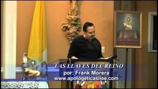 LAS LLAVES DEL REINO (REYES 2:13-20)