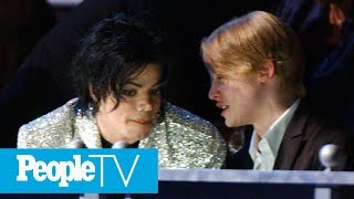 Macaulay Culkin Says His Friendship With Michael Jackson Was 'Normal' And 'Made Sense' | PeopleTV