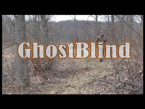 GhostBlind #1 - Invisible Mirror Ground Hunting Blind Video