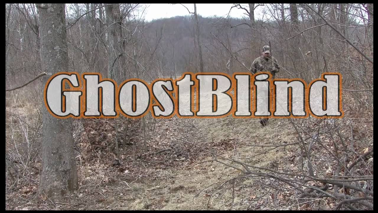 Ghostblind 1 Invisible Mirror Ground Hunting Blind