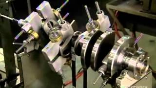 How to make Crankshafts and Camshafts {www downloadshiva com}